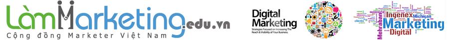 Làm Marketing – Chuyên trang Marketing lớn nhất Việt Nam