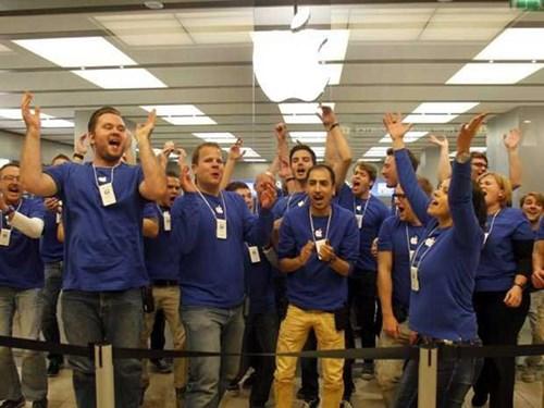 Quản lý vi mô tại Apple không khiến nhân viên cảm thấy nghẹt thở