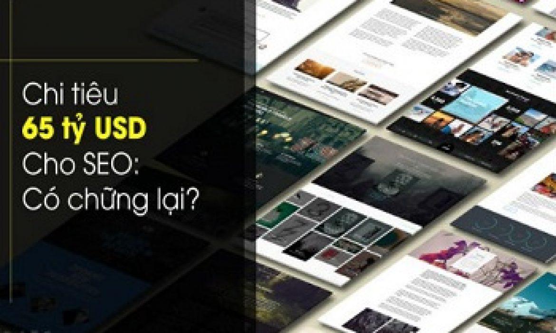 Ngành SEO trị giá 65 tỷ USD: Có chững lại?