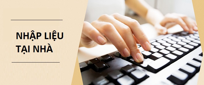 Nhập liệu online tại nhà có thật sự tốt?