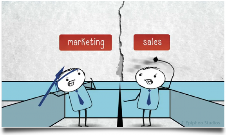 Sales và Marketing: Vũ điệu không đồng bộ!