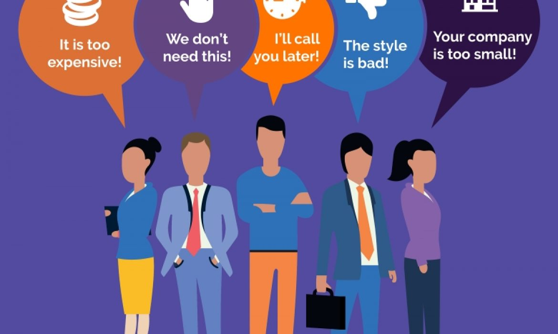 40 phương pháp thông minh xử lý từ chối dành cho Sale B2B